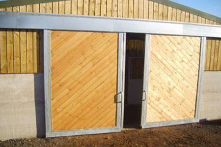 internal stables door